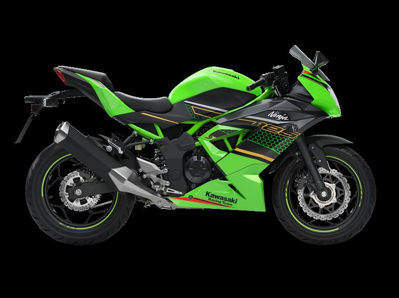 kawasaki Ninja 125 Moto Center Mertens