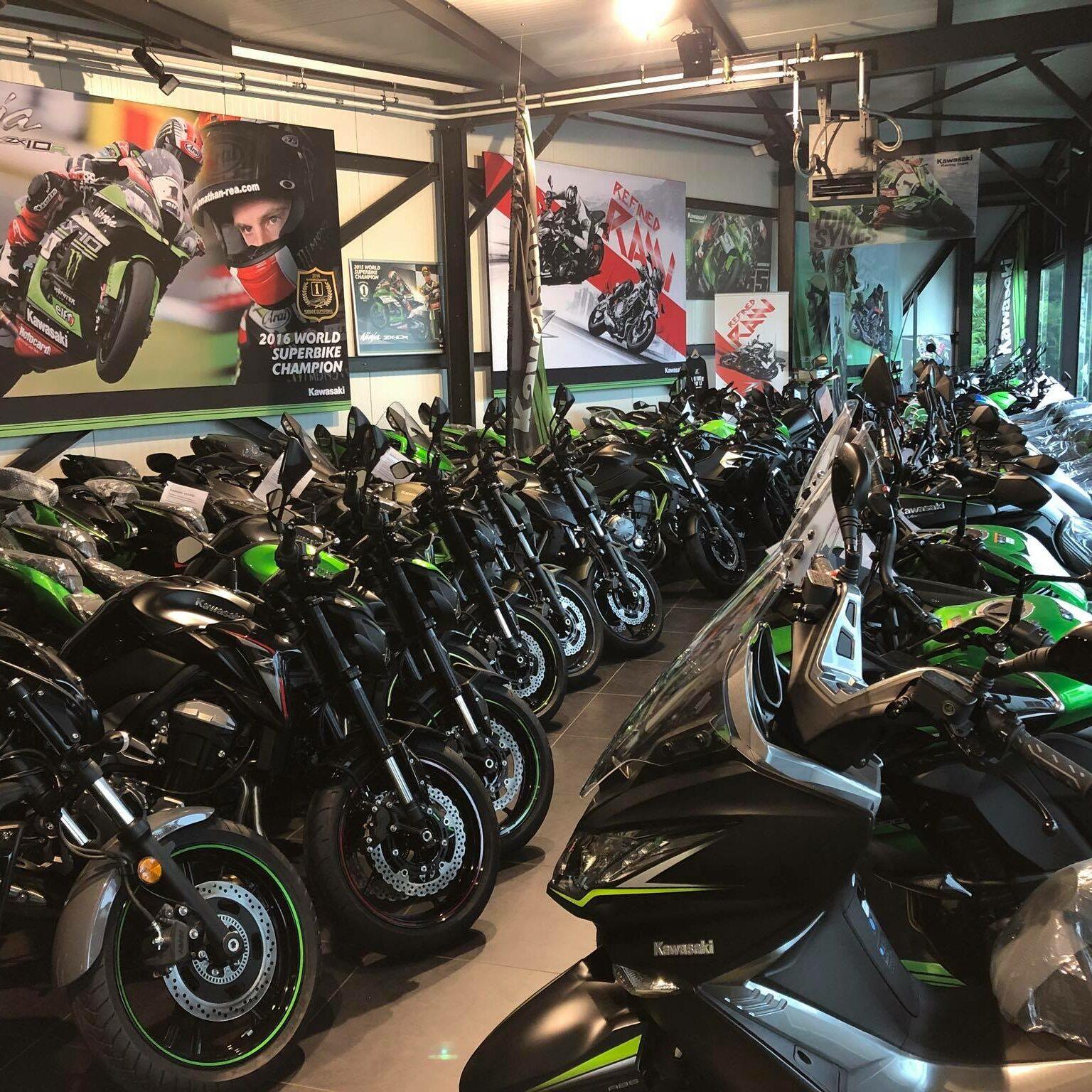 kawasaki Moto Center Mertens